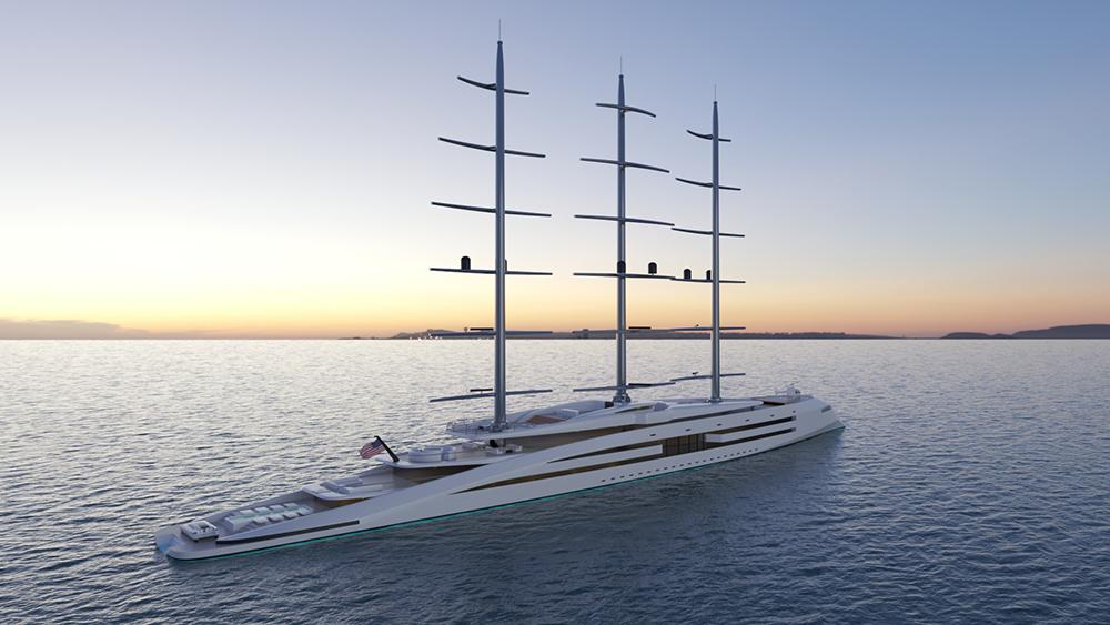 Kurt Strand Norwegian Sailing Superchiat