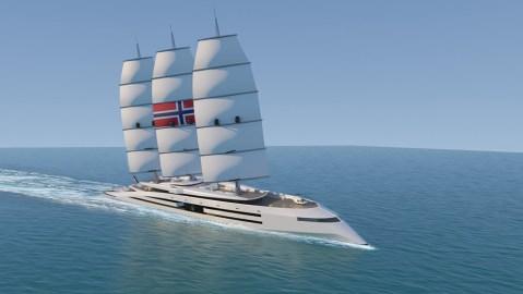Kurt Strand Norway Sailing Superyacht