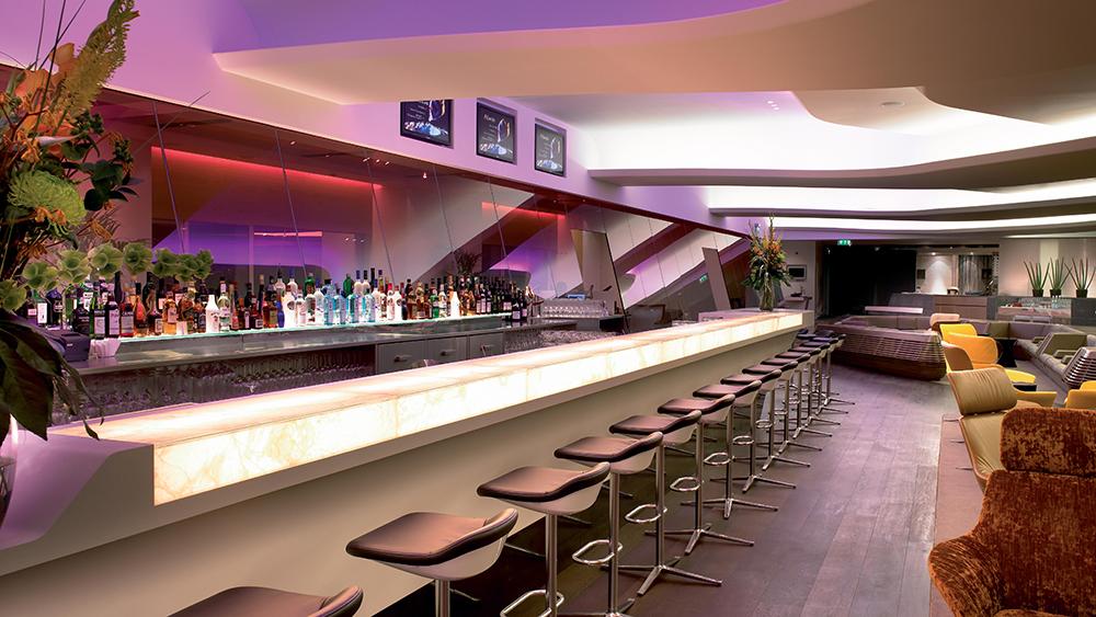 London Heathrow Virgin Clubhouse