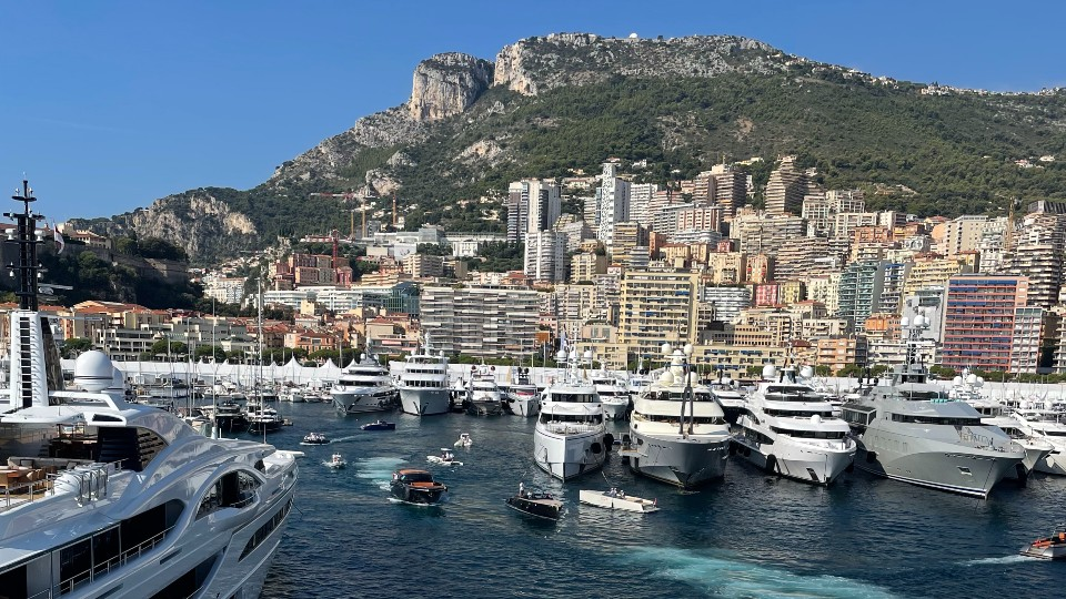 Monaco Yacht Show Off to Excellent Start