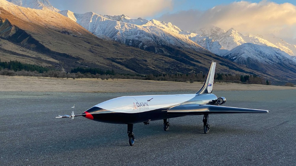 Aurora MK-11 로켓은 하루에 여러 번 재사용할 수 있도록 설계되었습니다.
