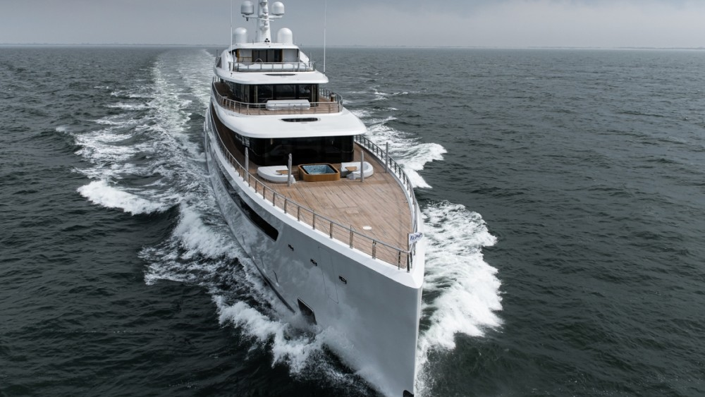 Seven New Launches at the Monaco Superyacht Show