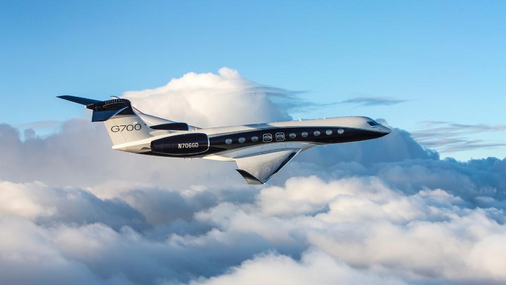 Gulfstream G700 sets new city pair record from Savannah, Georgia to Doha, Qatar