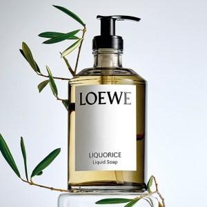 Loewe Liquorice Soap