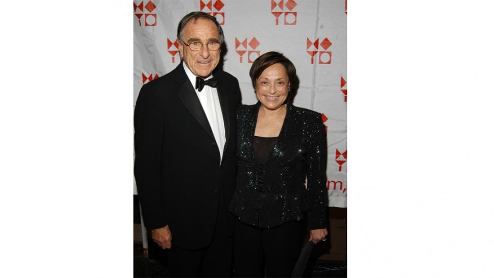 Harry and Linda Macklowe