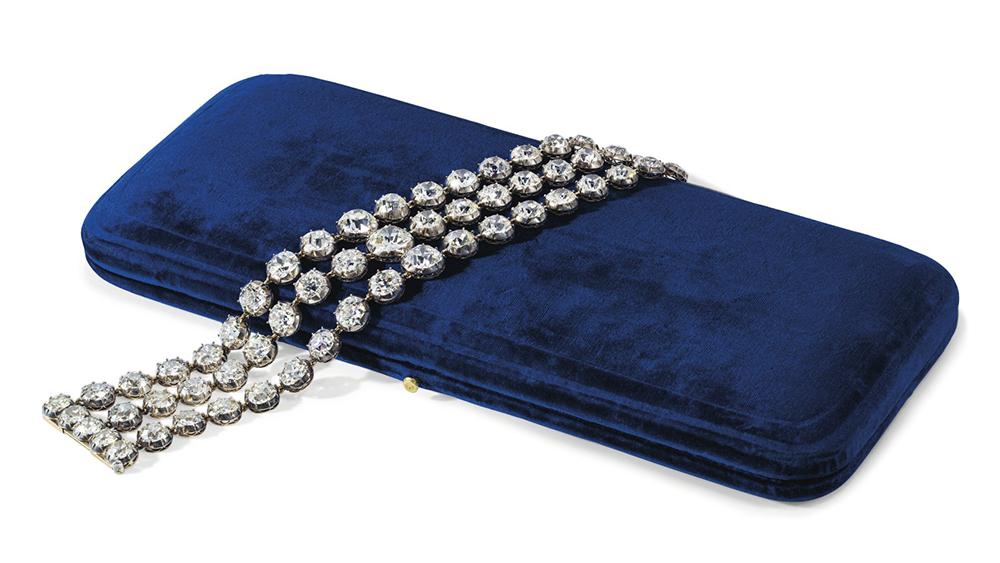 Marie Antoinette Diamond Bracelet
