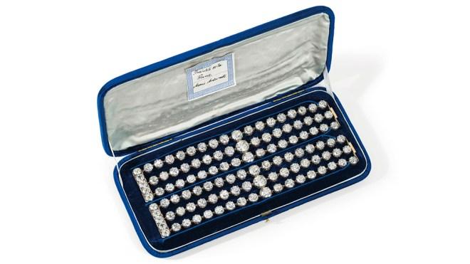 Marie Antoinette Diamond Bracelets