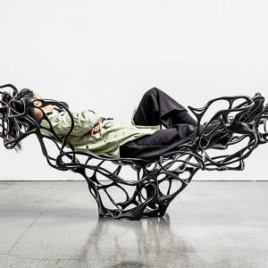 Mathias Bengtsson Growth Chaise Lounge Chair