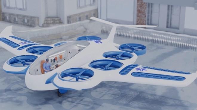 Paragon Soar is a Liquid Hydrogen Powered Aircraft
