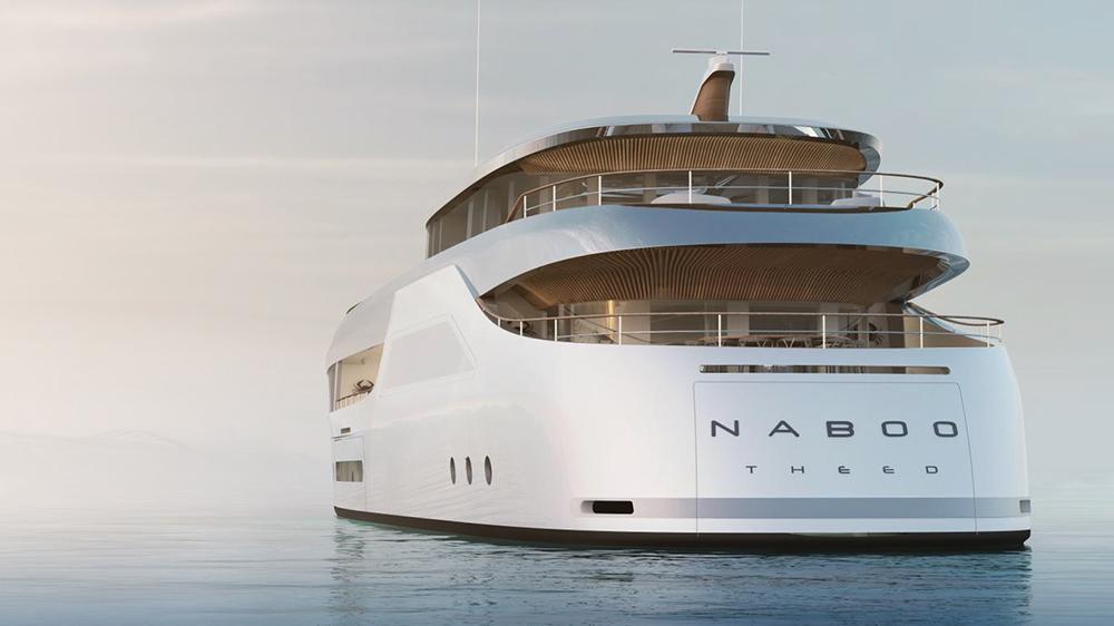 Naboo Superyacht