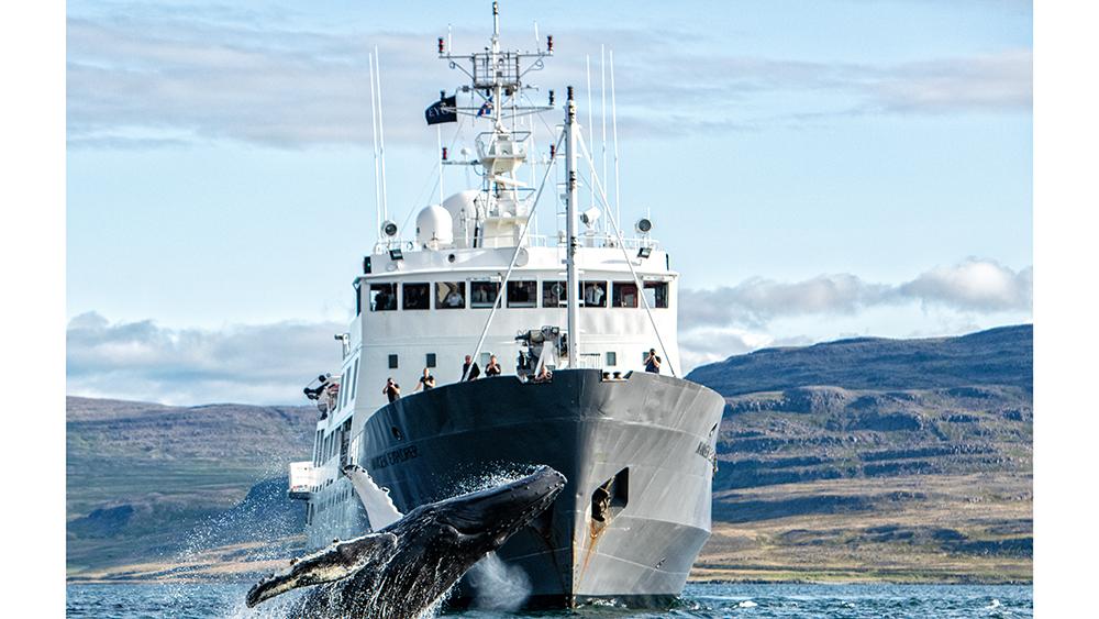 Nansen Explorer Ship