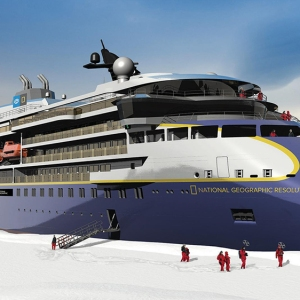 National Geographic Resolution Cruise Ship