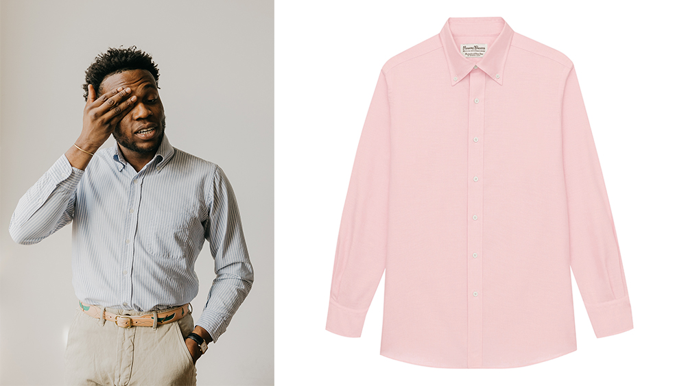Two new old-school iterations from Wythe (left, $150) and Rowing Blazers (right, $175).