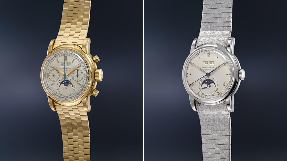 Patek Philippe Ref.2499 at Geneva Watch Auction