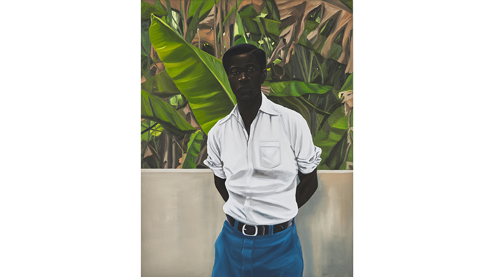 Peter Uka Painting