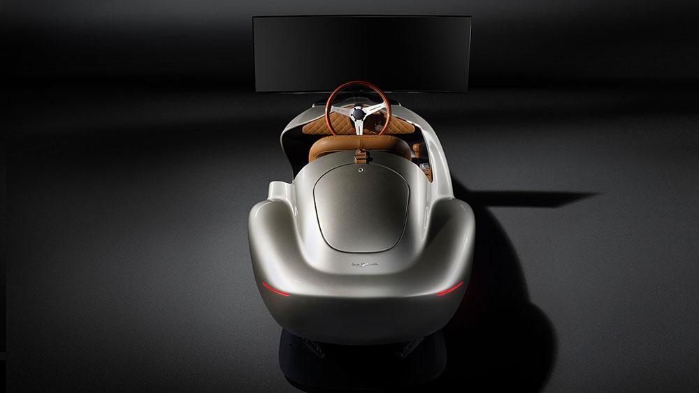 Pininfarina Leggenda eClassic Simulator