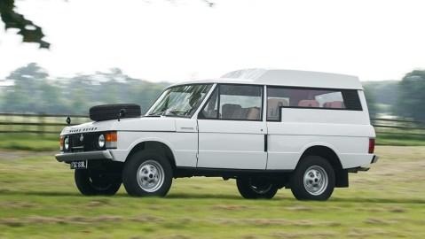 Range Rover Shooting Brake