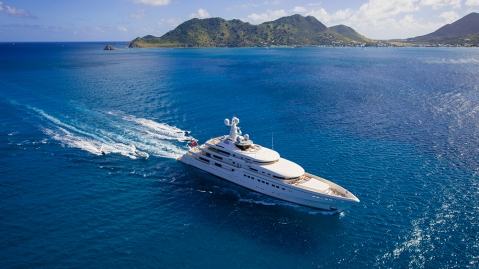 RoMEA Superyacht for Charter