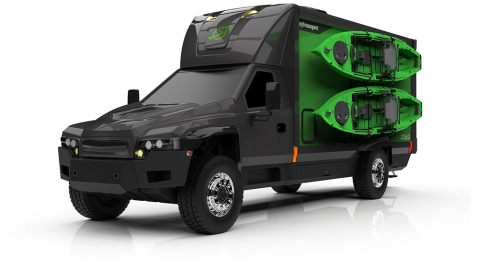 SylvanSport Leading the Charge RV