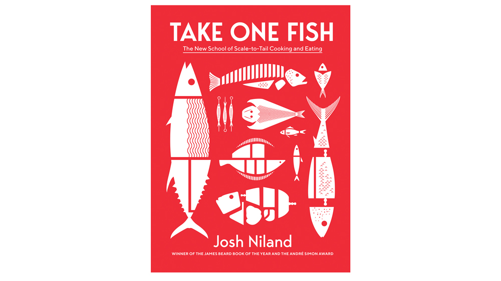 Take One Fish Cookbook cover