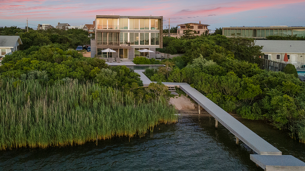 Fred Stelle Hamptons Waterfront