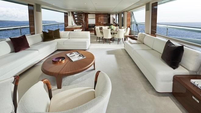 Princess Yachts X95