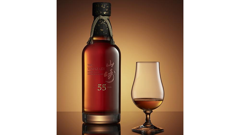 Yamazaki 55 Single-Malt Whisky