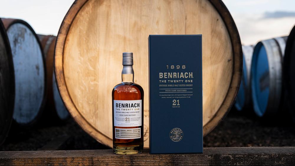 benriach twenty one