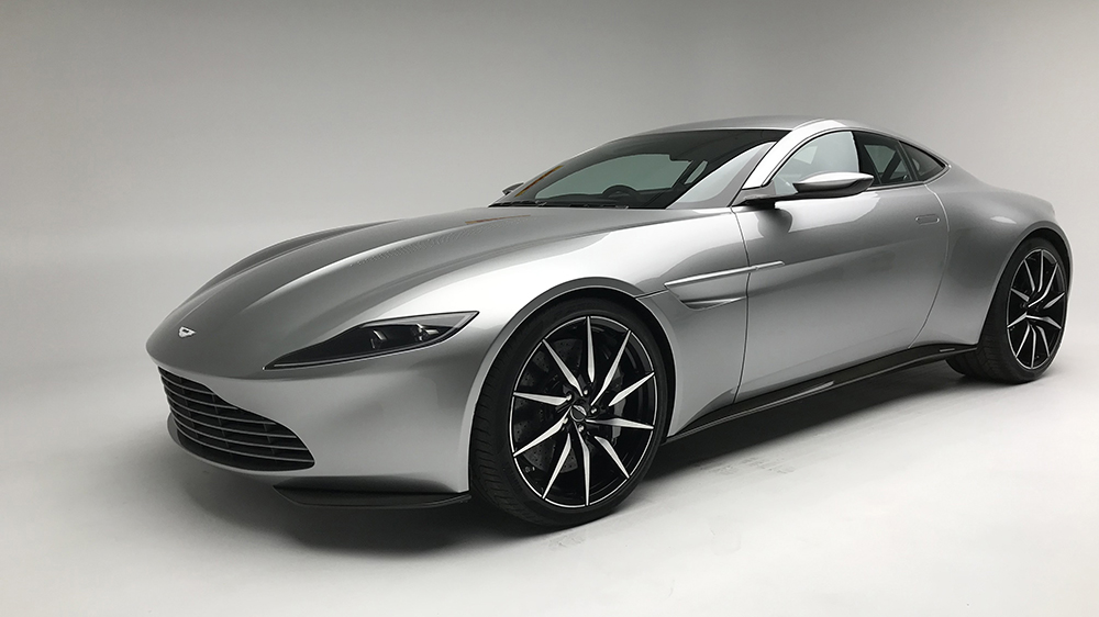 "2019 Aston Martin DB10 from ""Spectre"" (2015)"