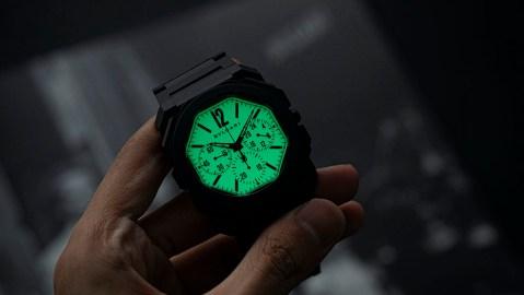 Bvlgari Nuclear Chronograph