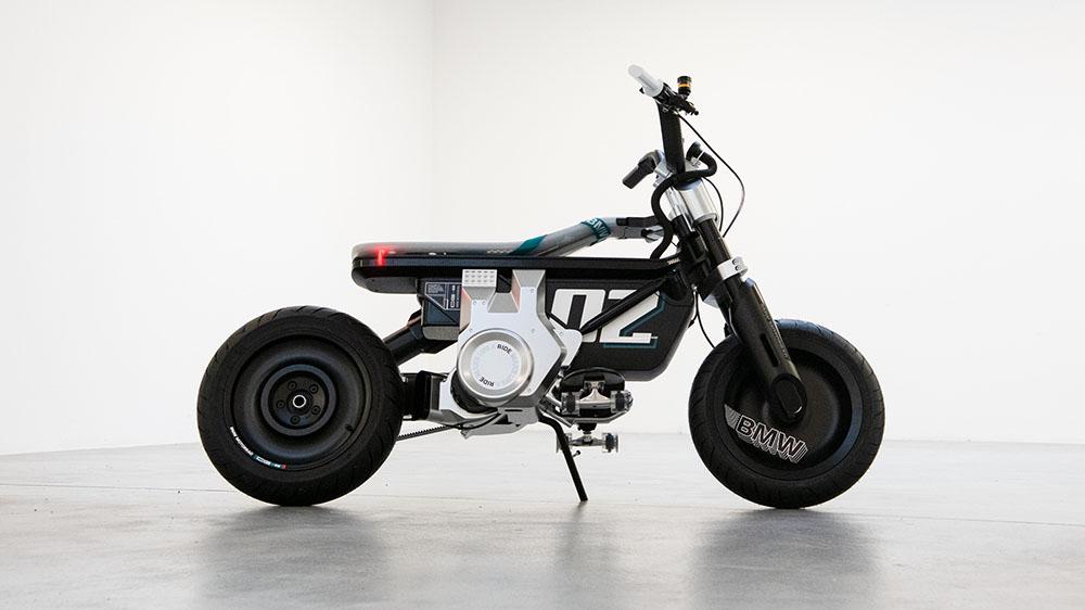 BMW Motorrad Concept CE 02