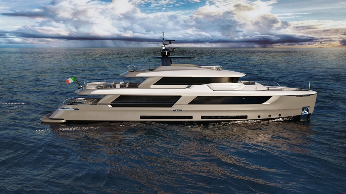 Atlante Unveils a Trio of Explorer Yachts That Bring Style to Your Global Adventure