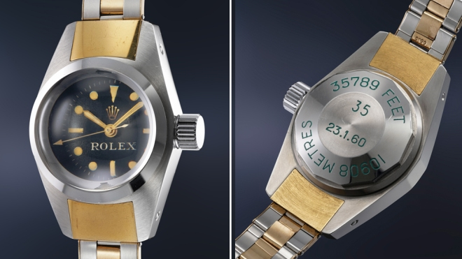Rolex Deep Sea Special