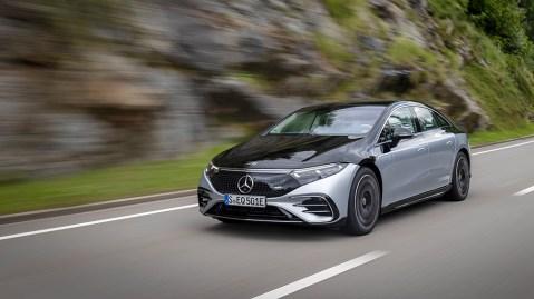2022 Mercedes-Benz EQS 580 4MATIC