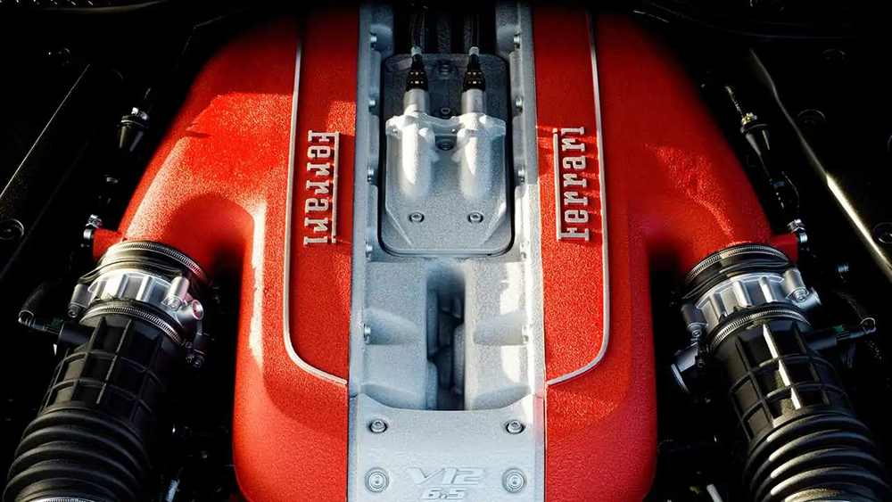 Ferrari V-12