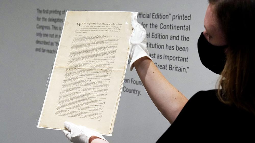 The Goldman Constitution