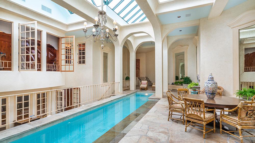 Aspen mansion