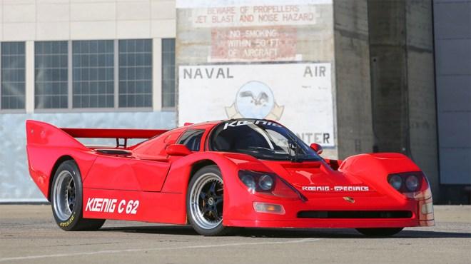 1991 Porsche Koenig Specials C62