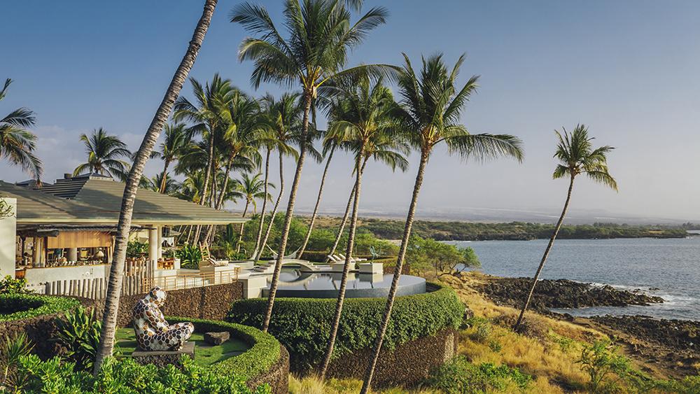 Guy Laliberté's Hawaii estate