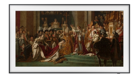 """""""The Coronation of Napoleon"""" by Jacques-Louis David (1807)"""