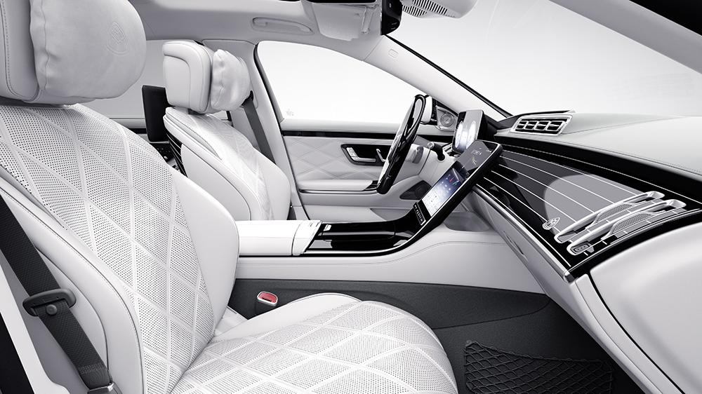 "Mercedes-Maybach S 680 4MATIC ""Edition 100"" (Kraftstoffverbrauch kombiniert NEFZ: 14,1-13,3 l/100 km | CO2-Emissionen kombiniert: 322-305 g/km)//Mercedes-Maybach S 680 4MATIC ""Edition 100"" (combined fuel consumption NEFZ: 14.1-13.3 l/100 km | combined CO2 emissions: 322-305 g/km)"