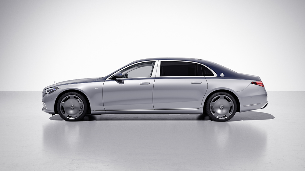 """Mercedes-Maybach S680 4MATIC """"Edition 100"""""""