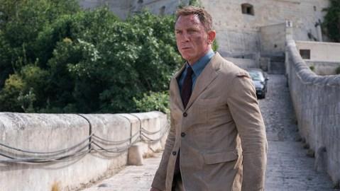 "Daniel Craig as James Bond in ""No Time To Die""."