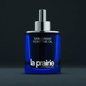La Prairie's Skin Caviar Nighttime Oil