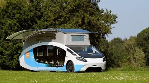 Stella Vita solar-powered mobile home