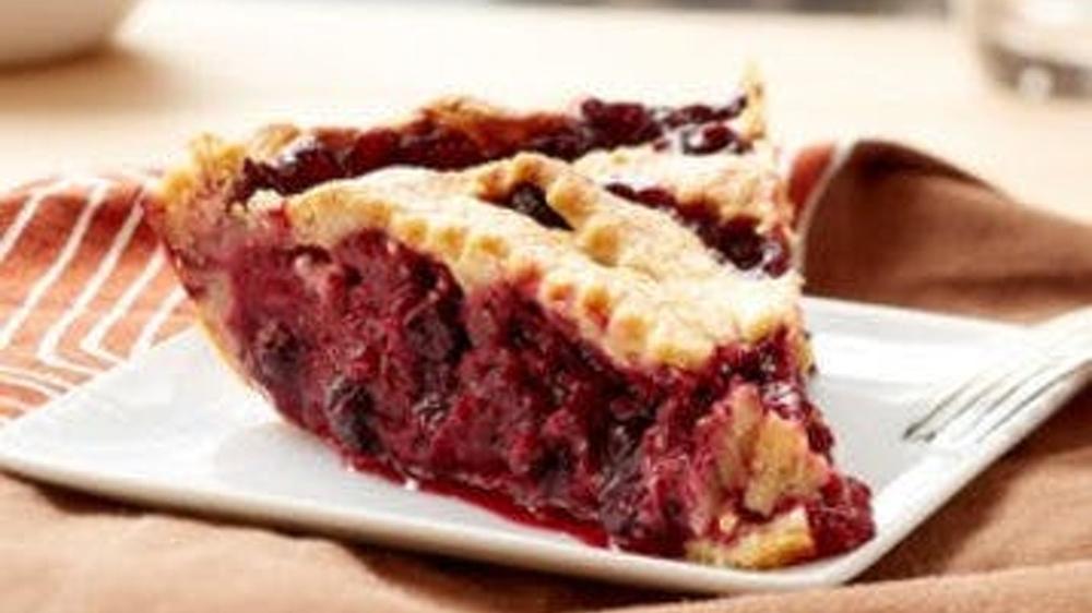 Little Pie Company three berry pie