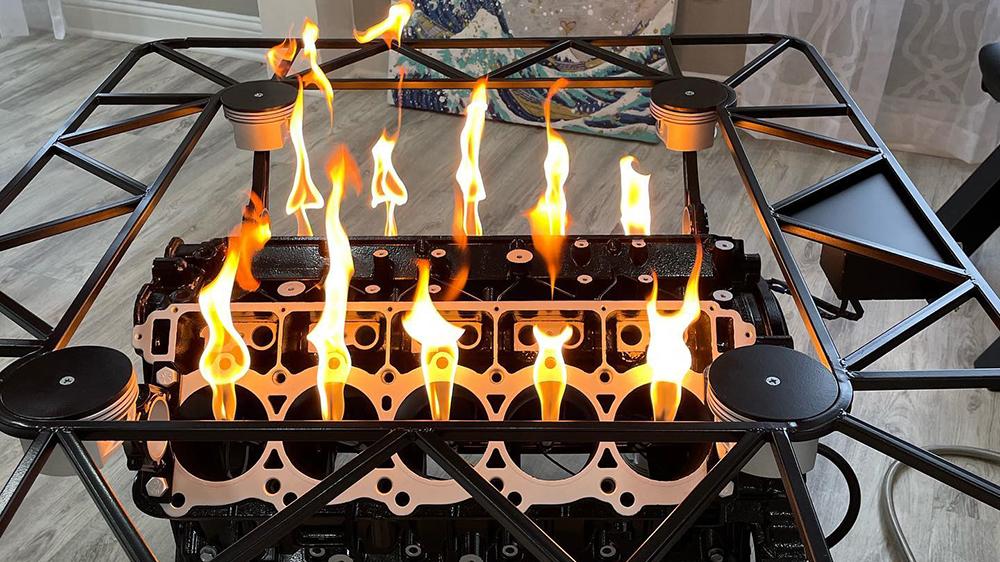 Alaris Invent's Viper Engine Fire Table