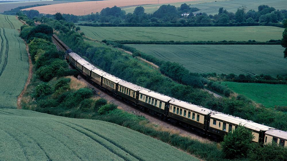 Τρένο Belmond