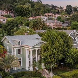 Franklin Ave Hollywood Hills