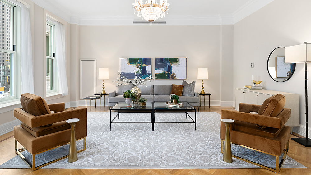 You Can Make Like Eloise and Live at the Plaza Hotel in This $6.5 Million NYC Condo